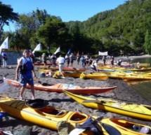 Kayaks. De todo el país a Bariloche